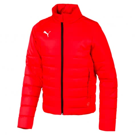 Puma Kinder Daunenjacke LIGA Casuals Padded Jacket Jr 655625