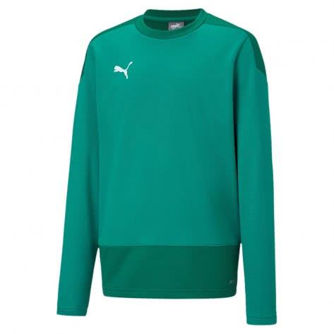 Puma Kinder Sweatshirt teamGOAL 23 Training Sweat Jr 656568