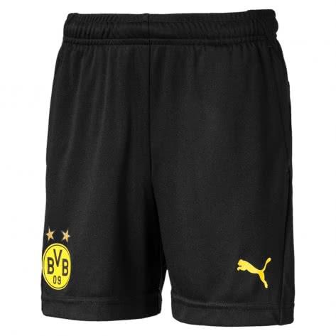 Puma Kinder Borussia Dortmund BVB Training Shorts Jr 2019/20 753498