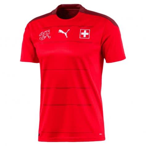 Puma Herren Schweiz Home Trikot 2020 756476