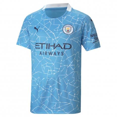 Puma Manchester City Kinder Home Trikot 2020/21 757063