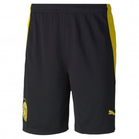 Puma Herren Borussia Dortmund Shorts BVB Replica 2020/21 757175