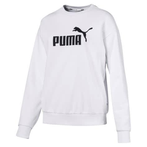 Puma Damen Pullover Essentials Logo Crew Sweat TR 851794
