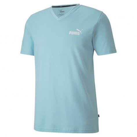 Puma Herren T-Shirt ESS+ V Neck Tee 852421