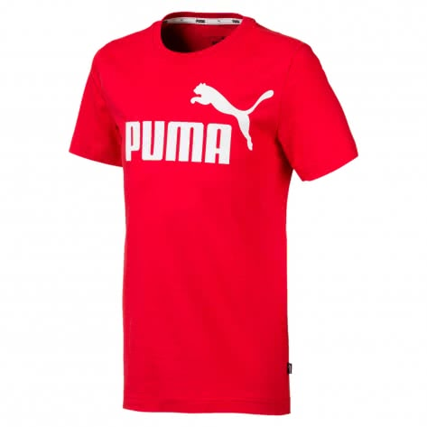 Puma Jungen T-Shirt ESS Logo Tee B 852542