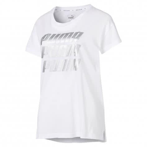 Puma Damen T-Shirt Modern Sports Graphic Tee 855615