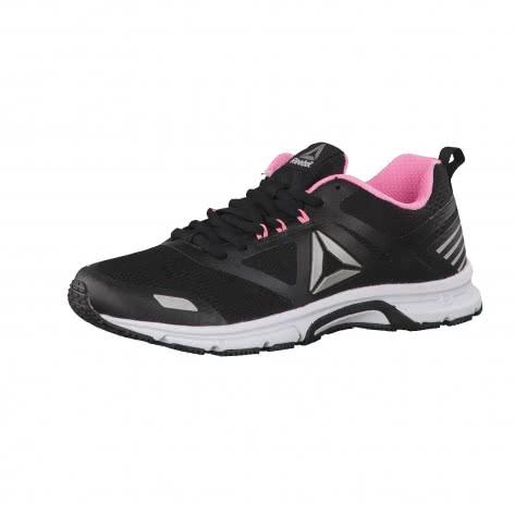 Reebok Damen Laufschuhe Ahary Runner Black/Gry/Pink/Pewter Größe: 40.5,42