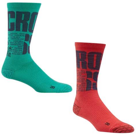 Reebok CrossFit Unisex Socken Engineered Crew Sock