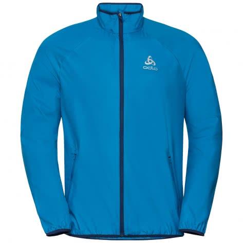 Odlo Herren Laufjacke Element Light Jacket 313072-20679 M blue aster - estate blue   M