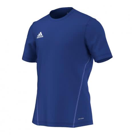 adidas Core 15 Training Trikot bold blue white Größe 116,140,152,164,XXL