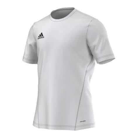adidas Core 15 Training Trikot white black Größe 116,128,140,152,164,S,XL