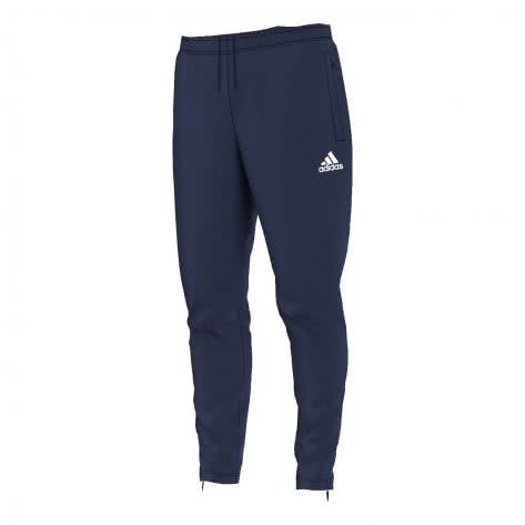 adidas Core 15 Trainingshose dark blue white Größe 128,140,158,164,176,L,XL,XXL