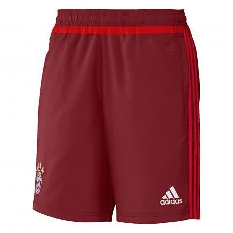 adidas FC Bayern München Woven Short 2015/16 cr...