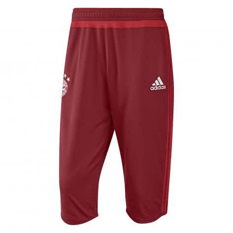 adidas Herren FC Bayern München 3/4 Trainingsho...