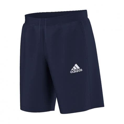 adidas Core 15 Woven Short dark blue white Größe 116,128,M
