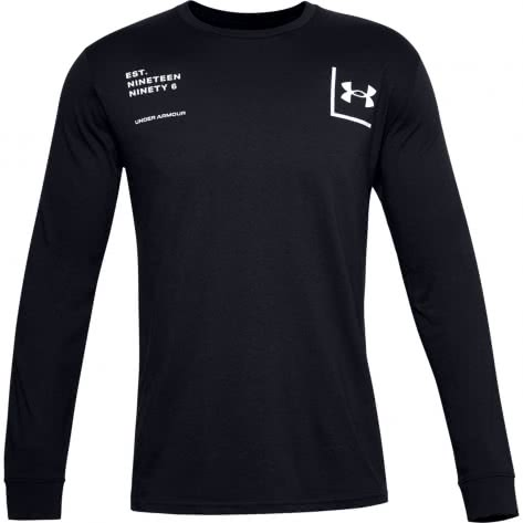 Under Armour Herren Langarm Shirt 1996 LS 1357178