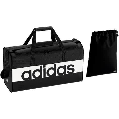 adidas Sporttasche LINEAR PERFORMANCE TEAMBAG S99959 M black/black/white | M