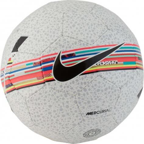 Nike Fussball CR7 Mercurial Skills SC3897-100 1 White/Multi-Color/Black | 1