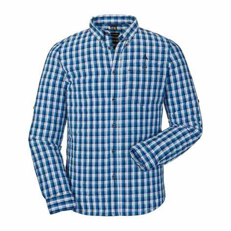 Schöffel Herren Hemd Shirt Kuopio2 UV LG 22533