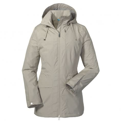 Schöffel Damen Jacke Lagos1 12051-4551 38 feather grey | 38