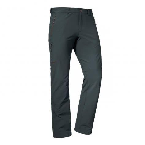 Schöffel Herren Hose Pants Koper W 21983-9870 28 Charcoal | 28