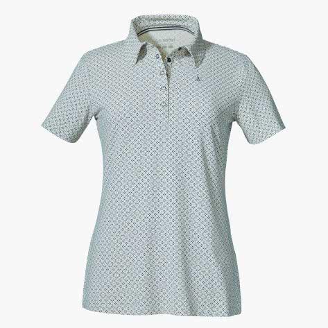Schöffel Damen Polo Shirt Altenberg1 12658