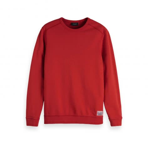 Scotch & Soda Herren Sweatshirt Dyed Sweat 150524