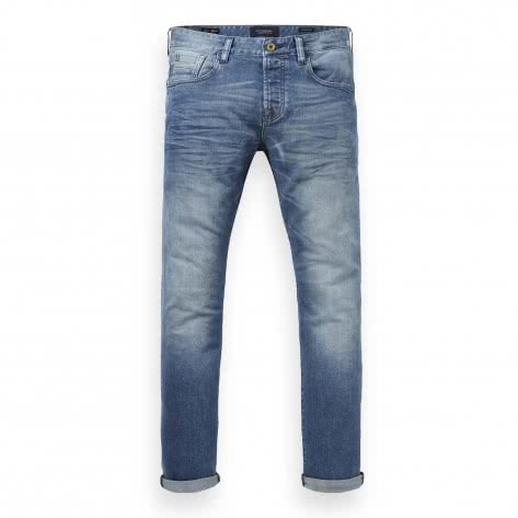 Scotch & Soda Herren Hose Ralston Blue Roots 154389-1885 32/32 Blue Roots | 32/32
