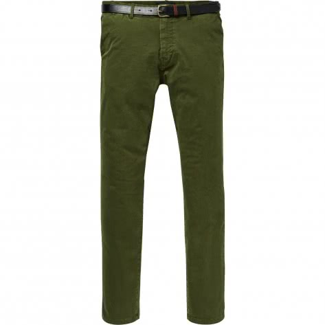 Scotch & Soda Herren Hose Stuart - Classic Garment-Dyed Chino 145298