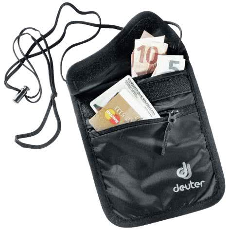 Deuter Brustbeutel Security Wallet II 3942116-7000 black | One size
