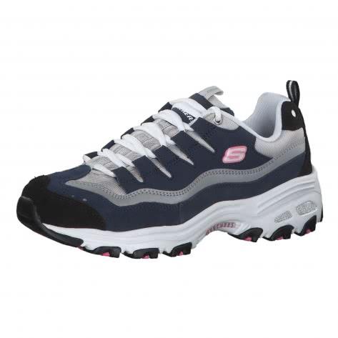 Skechers Damen Sneaker D´Lites Sure Thing 13141-NVGW 36 Blue   36