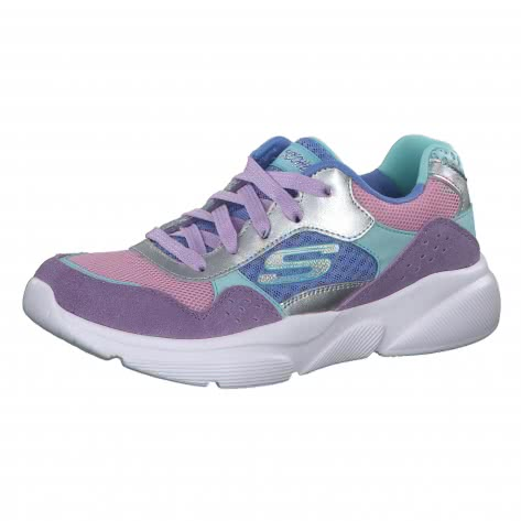 Skechers Mädchen Sneaker Meridian Charted 81953L-LVMT 37 Lavendel/Multi | 37