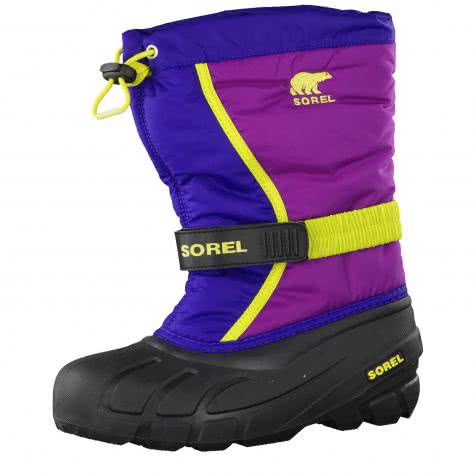 Sorel Kinder Winterstiefel Flurry NY1885 Grape Juice Größe: 33,34,35,37,38,39