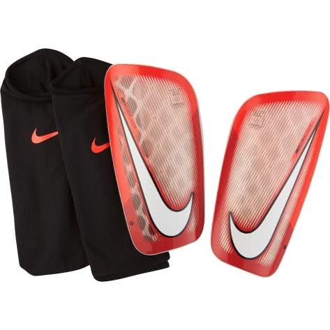 Nike Schienbeinschoner Mercurial Flylite SP2085 Bright Crimson/University Red/White Größe: XL