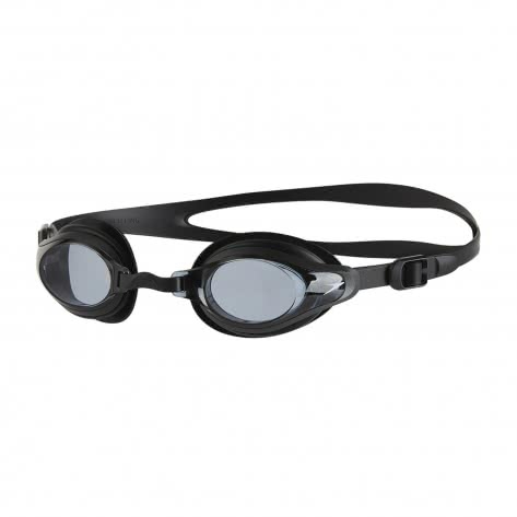 Speedo Schwimmbrille Mariner Supreme 8-11317-7649 BLACK/SMOKE | One size