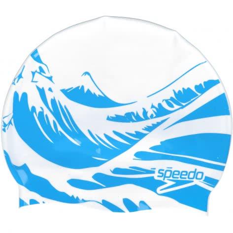 Speedo Badekappe Slogan Print Cap 8-08385