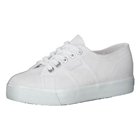 Superga Damen Sneaker 2730 Cotw Bigeyelets S5122QW