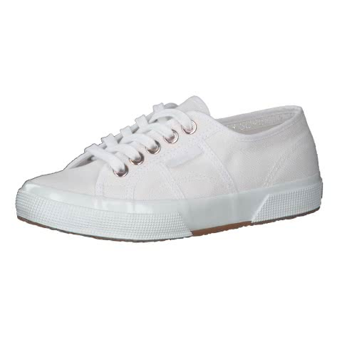 Superga Damen Sneaker 2750 Cotw Bigeyelets S111UJW
