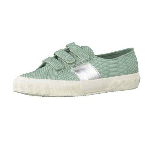 Superga Damen Sneaker 2750 PUSNAKE3STRAPW S00CJY0
