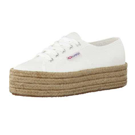 Superga Damen Sneaker 2790 COTROPE S0099Z0-901 39 White | 39