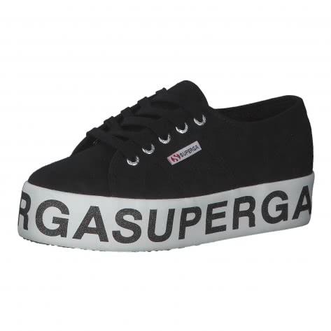 Superga Damen Sneaker 2790 Cotw Glitterlettering S111TRW