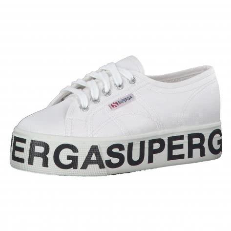 Superga Damen Sneaker COTW Outsole Lettering S00FJ80-S901 42 White | 42
