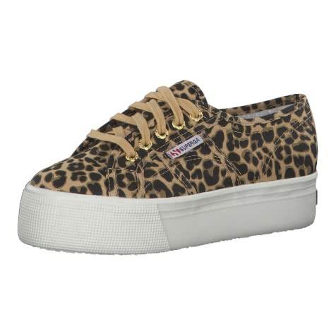 Superga Damen Sneaker Fancotw S00G6V0-SL51 37 Classic Leopard | 37