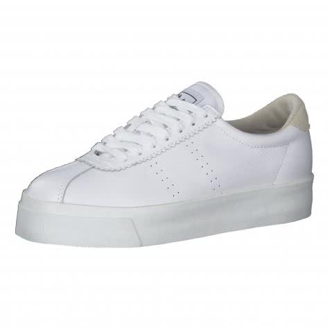Superga Damen Sneaker 2854 Club 3 Leasuew S1113FW
