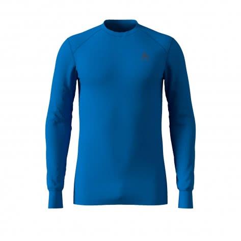Odlo Herren Shirt l/s crew neck WARM 152022