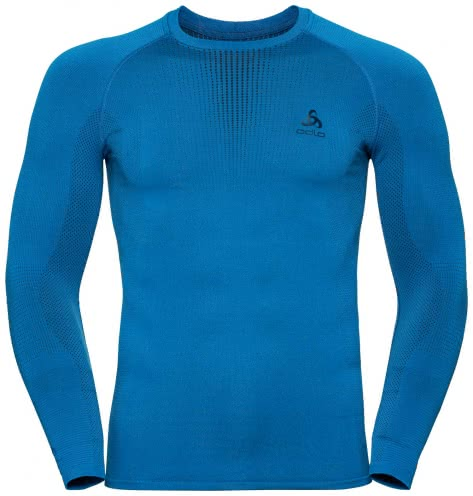 Odlo Herren Funktionsshirt SUW Top Crew Neck L/S Warm 188032
