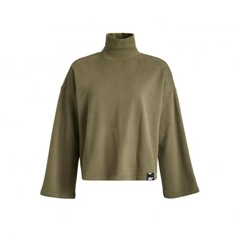 Khujo Damen Pullover Leah 1300SW193-375 M Fo-Nigh | M