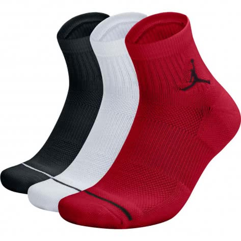 Jordan Unisex Socken Everyday Max Ankle (3 Pair) SX5544