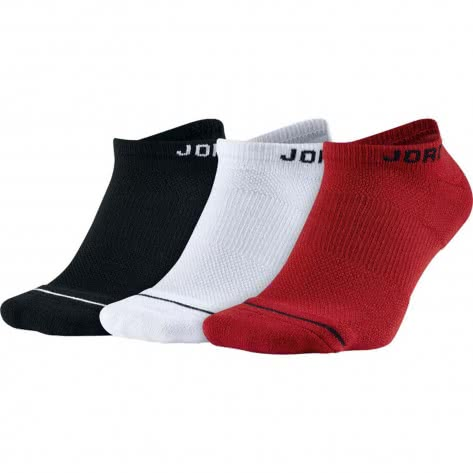 Jordan Unisex Socken Everyday Max No-Show (3 Pair) SX5546
