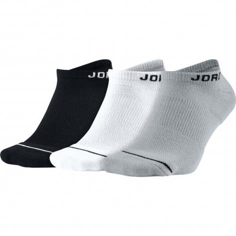 Jordan Unisex Socken Everyday Max No-Show (3 Pair) SX5546